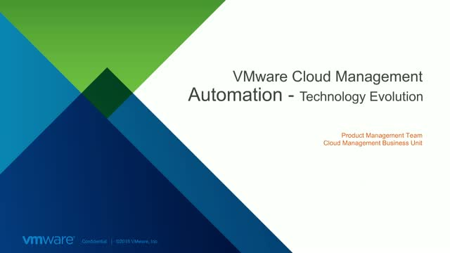 How VMware and Dell EMC Simplify, Automate, and Protect Your Organization
