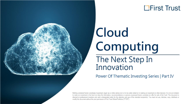 Cloud Computing: The Next Step In Innovation