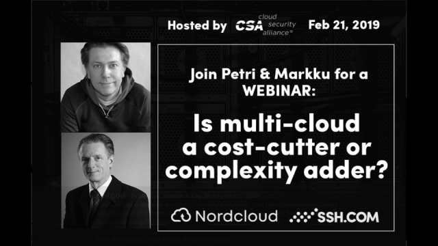 Is multi-cloud a cost-cutter or complexity adder?