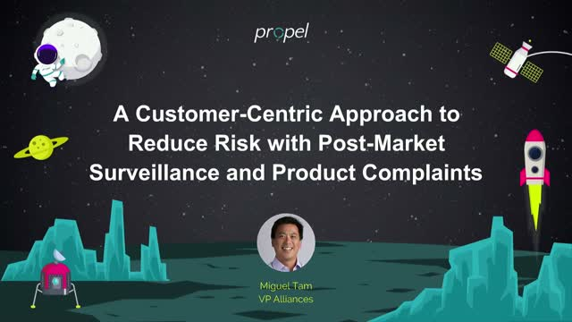 Reduce Risk with Post-Market Surveillance and Product Complaints