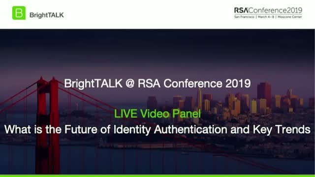 What is the Future of Identity Authentication and Key Trends