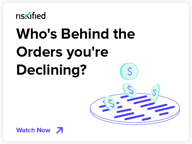 Who's Behind the Orders You're Declining?