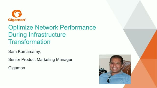 How to Optimize Network Performance During Infrastructure Transformation