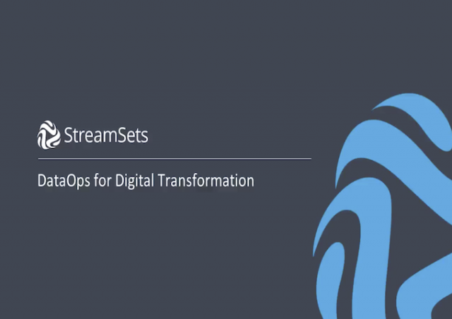 DataOps for Digital Transformation