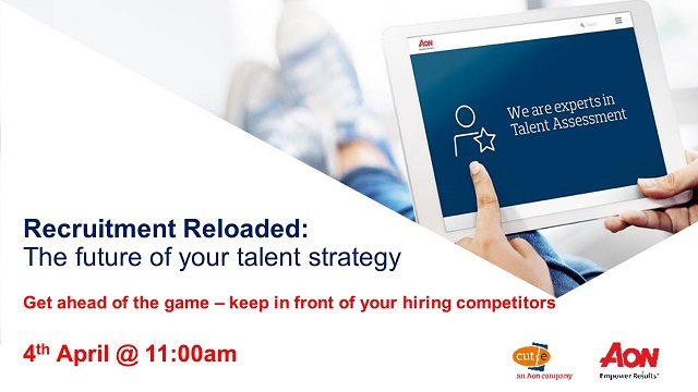 Recruitment Reloaded: The future of your talent strategy
