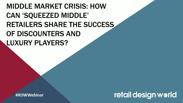 Middle market crisis: how can 'squeezed middle' retailers share the success of d