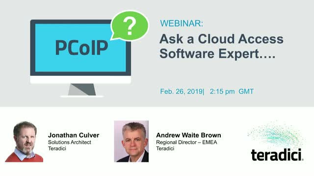 Ask a Cloud Access Software Expert…