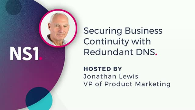 Securing Business Continuity with Redundant DNS