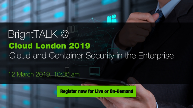 Cloud and Container Security in the Enterprise