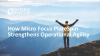 How Micro Focus PlateSpin Strengthens Operational Agility