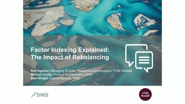Indexing Explained: The Impact of Rebalancing