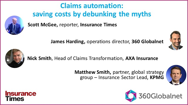 Claims automation: saving costs by debunking the myths