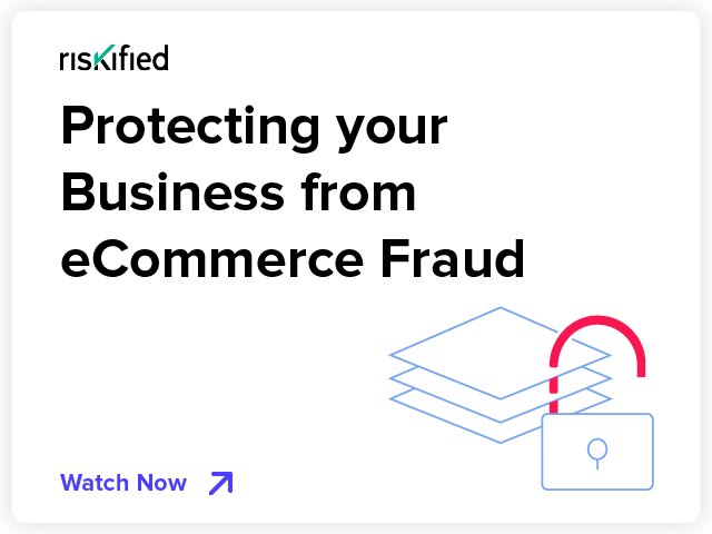 Protecting Your Business from eCommerce Fraud