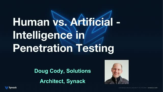 Intelligence in Penetration Testing - Human vs. Artificial