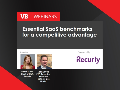 Essential SaaS benchmarks for a competitive advantage