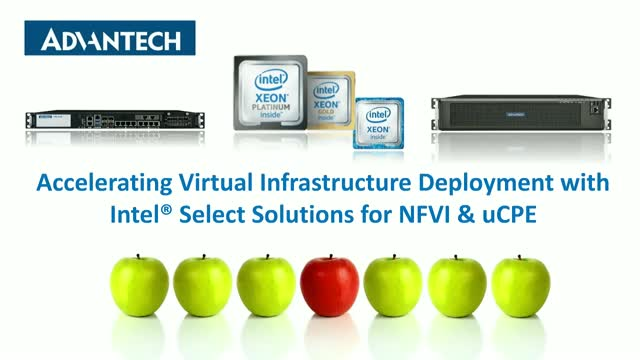Accelerating Virtual Infrastructure Deployment