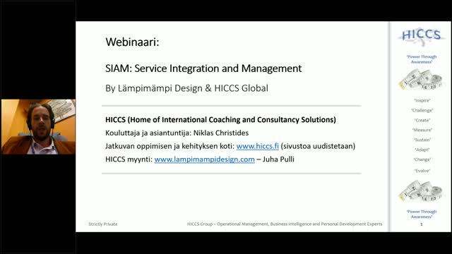 Service Integration and Management (SIAM)