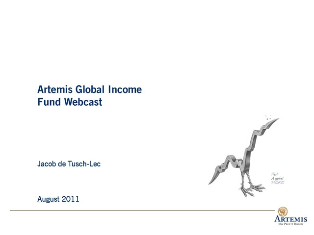 Artemis Global Income Fund