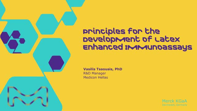 Principles for the Development of Latex Enhanced Immunoassays