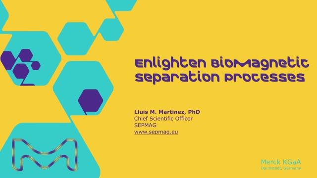 Enlighten Biomagnetic Separation Processes