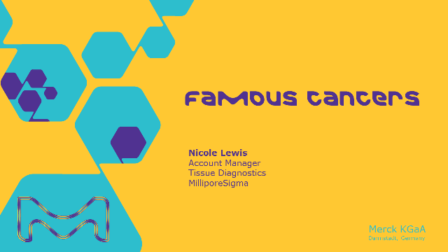 Famous Cancers