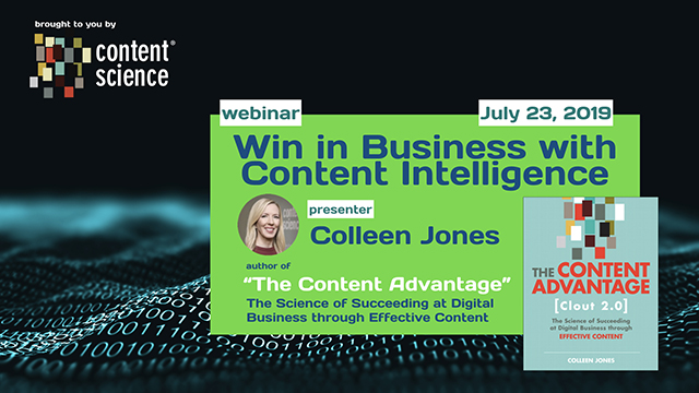 Win in Business with Content Intelligence