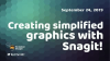 Creating Simplified Graphics with Snagit!