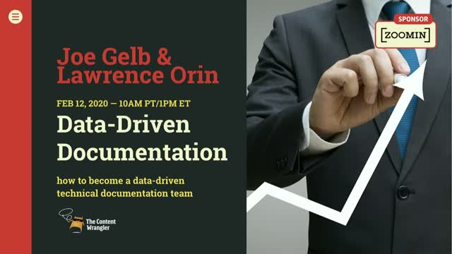 How to Become a Data-Driven Documentation Team