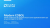 COBOL Analyzer: Visually understand and unlock the potential of your Application