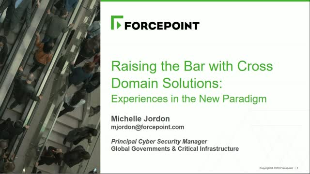 Raising the Bar with Cross Domain Solutions