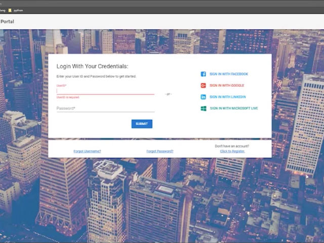 Portal Protection Using Adaptive Authentication: Enable Users & Enhance Security