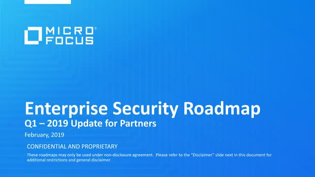 Enterprise Security Roadmap: Solutions for the Next Gen SOC