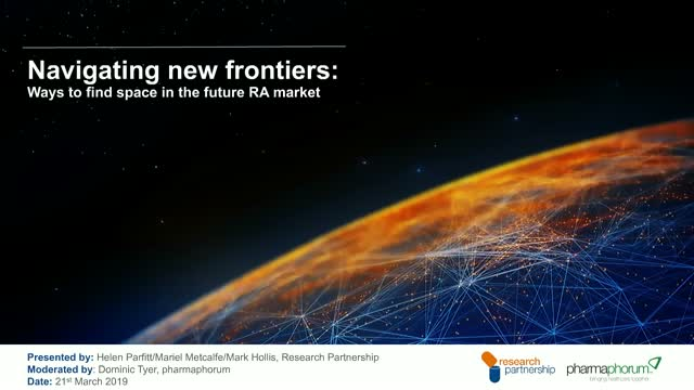 Navigating new frontiers: Ways to find space in the future RA market