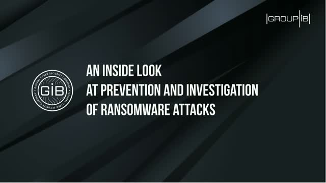An inside look at prevention and investigation of ransomware attacks