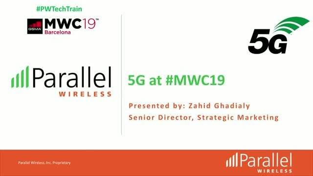 5G at MWC