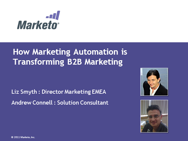 How marketing automation is transforming B2B marketing