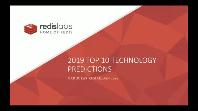 2019 Data Predictions – Moving To a Zero-Latency Future