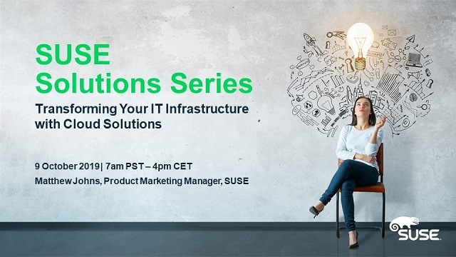 Transforming Your IT Infrastructure with Cloud Solutions