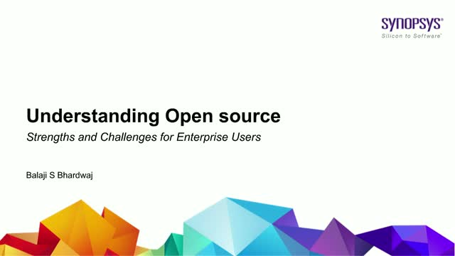 Understanding Open Source – Strengths and Challenges for Enterprise users