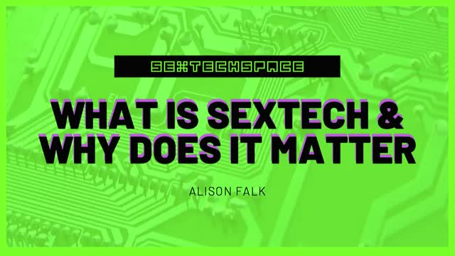 What Is Sextech & Why Does It Matter
