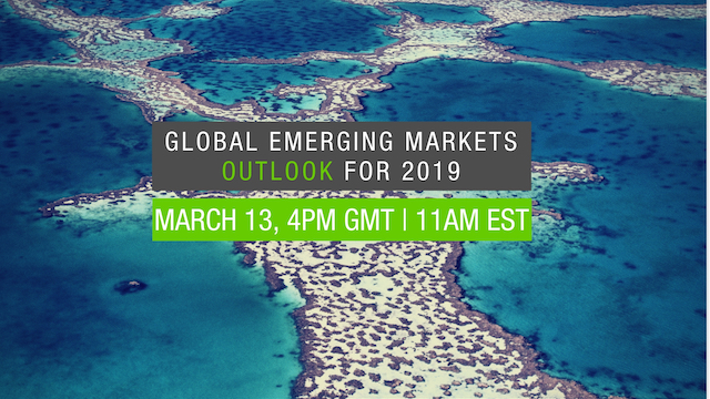 Global Emerging Markets: Outlook for 2019
