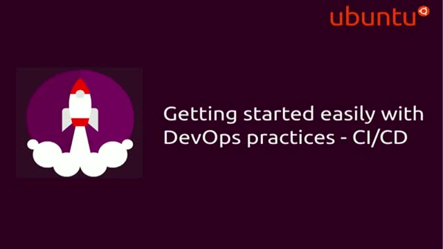Getting Started Easily with DevOps practices - CI/CD