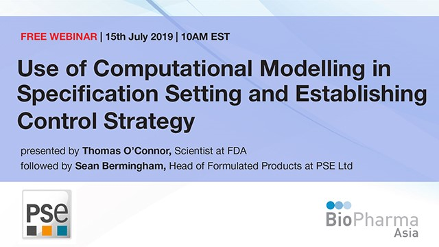 Use of Computational Modelling in Specification Setting and Establishing Control