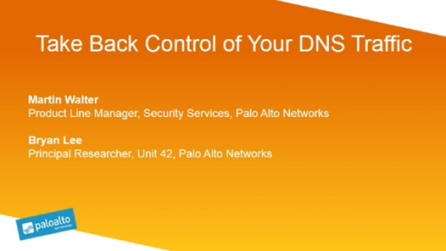 Take Back Control of Your DNS Traffic