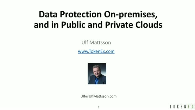 Data Protection On-premises, and in Public and Private Clouds