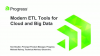 Modern ETL Tools for Cloud and Big Data