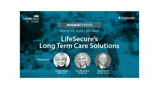 LifeSecure's Long Term Care Solutions