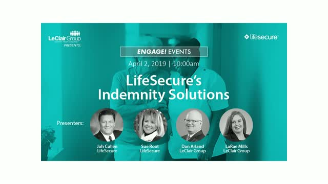 LifeSecure's Indemnity Solutions