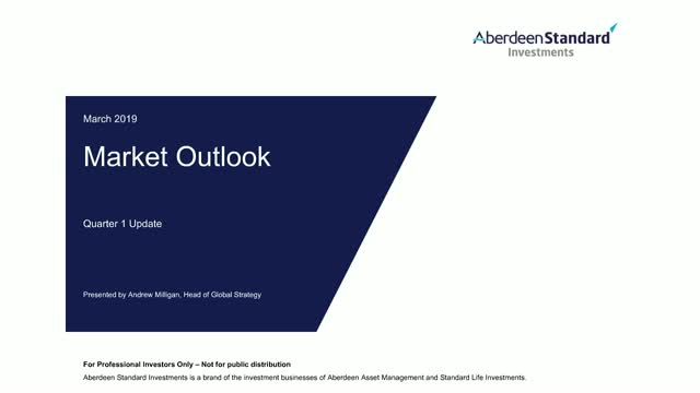 Global Outlook Update Q1 2019