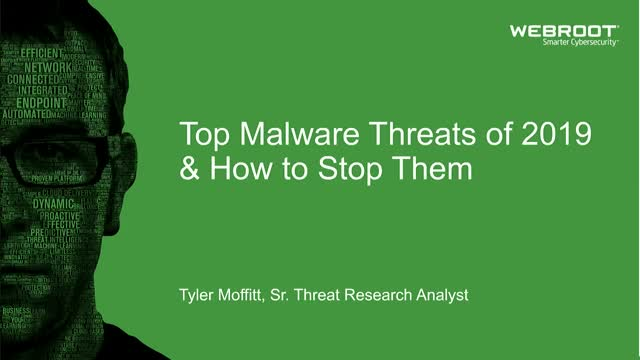 Top Malware Threats of 2019 & How to Stop Them